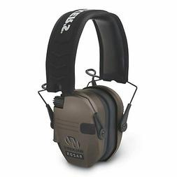 Walker's Razor Series Hearing Protection Dark Earth Slim Sho