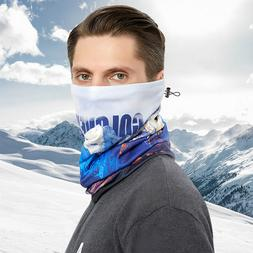 Warm Mask Winter Breathable Cycling Unisex Facemask Earmuff