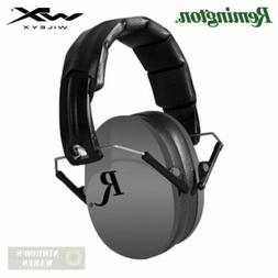 Remington Wiley X EAR MUFFS Youth's NRR 27 Shooting Safety R