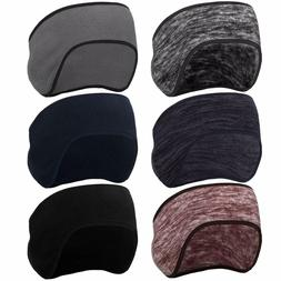 Winter Ear Warmers Headbands Stretch Fleece Headbands Runnin