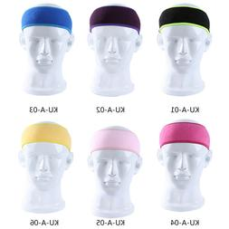 Women Ponytail Headband Fleece Ear Warmer Winter Earmuffs Wa
