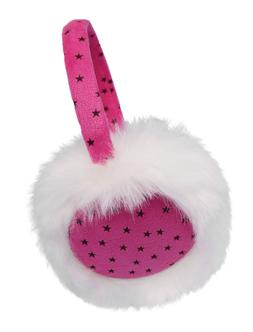 Women Winter Faux Fur Ear Muffs Outdoor Earmuffs Warm Winter