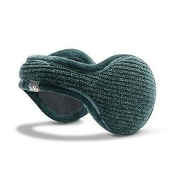 180s Womens Chenille Green Brand New Ear Muffs/ Warmers Indi
