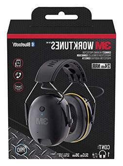 3M WorkTunes Connect Hearing Protector with Bluetooth Techno
