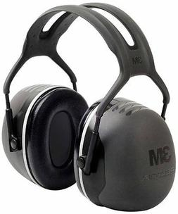 3M X5A Peltor X-Series Over-the-Head Earmuffs, NRR 31 dB, On